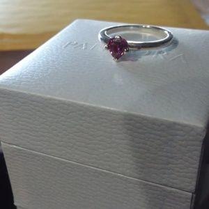 Pandora Heart Ring 50 Size 5